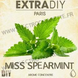 Miss Spearmint - ExtraDiY - 10 ml - Arôme concentré