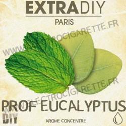 Prof Eucalyptus - ExtraDiY - 10 ml - Arôme concentré
