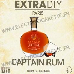 Captain Rum - ExtraDiY - 10 ml - Arôme concentré
