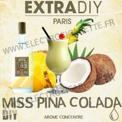 Miss Pina Colada - ExtraDiY - 10 ml - Arôme concentré