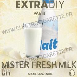Mister Fresh Milk - ExtraDiY - 10 ml - Arôme concentré