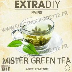 Mister Green Tea - ExtraDiY - 10 ml - Arôme concentré