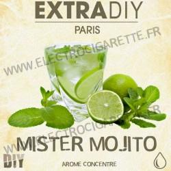 Mister Mojito - ExtraDiY - 10 ml - Arôme concentré