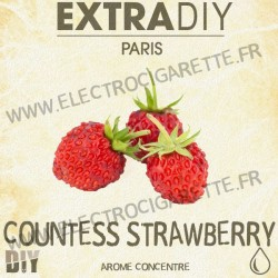 Countess Strawberry - ExtraDiY - 10 ml - Arôme concentré