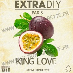 King Love - ExtraDiY - 10 ml - Arôme concentré
