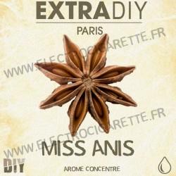 Miss Anis - ExtraDiY - 10 ml - Arôme concentré
