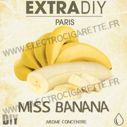 Miss Banana - ExtraDiY - 10 ml - Arôme concentré
