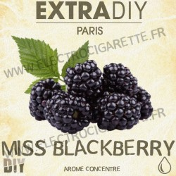 Miss Blackberry - ExtraDiY - 10 ml - Arôme concentré
