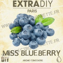 Miss Blueberry - ExtraDiY - 10 ml - Arôme concentré