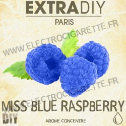 Miss Blue Raspberry - ExtraDiY - 10 ml - Arôme concentré