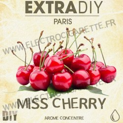 Miss Cherry - ExtraDiY - 10 ml - Arôme concentré