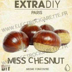 Miss Chesnut - ExtraDiY - 10 ml - Arôme concentré