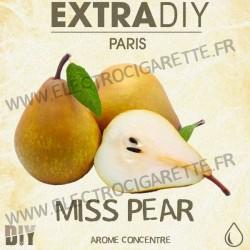 Miss Pear - ExtraDiY - 10 ml - Arôme concentré