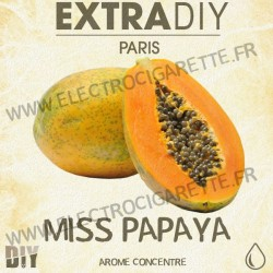Miss Papaya - ExtraDiY - 10 ml - Arôme concentré
