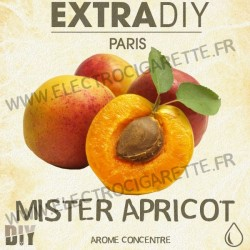 Mister Apricot - ExtraDiY - 10 ml - Arôme concentré