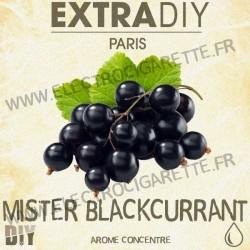 Mister Blackcurrant - ExtraDiY - 10 ml - Arôme concentré