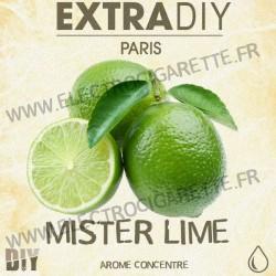 Mister Lime - ExtraDiY - 10 ml - Arôme concentré