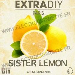Sister Lemon - ExtraDiY - 10 ml - Arôme concentré