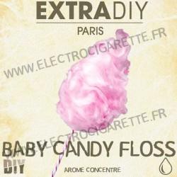 Baby Candy Floss - ExtraDiY - 10 ml - Arôme concentré