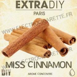 Miss Cinamon - ExtraDiY - 10 ml - Arôme concentré