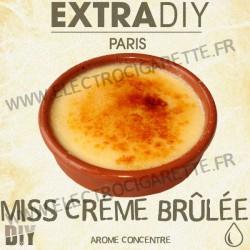 Miss Crème Brulée - ExtraDiY - 10 ml - Arôme concentré