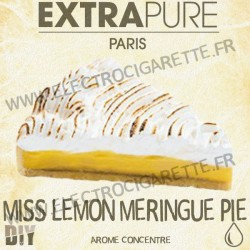 Miss Lemon Meringue Pie - ExtraDiY - 10 ml - Arôme concentré