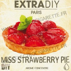 Miss Strawberry Pie - ExtraDiY - 10 ml - Arôme concentré