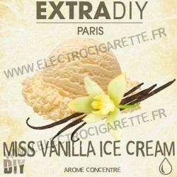 Miss Vanilla Ice Cream - ExtraDiY - 10 ml - Arôme concentré