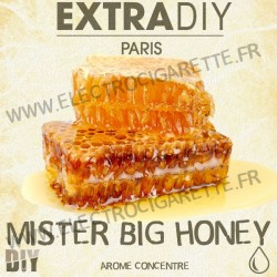Mister Big Honey - ExtraDiY - 10 ml - Arôme concentré