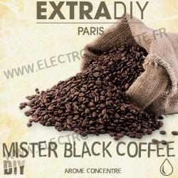 Mister Black Coffee - ExtraDiY - 10 ml - Arôme concentré