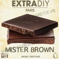 Mister Brown - ExtraDiY - 10 ml - Arôme concentré