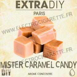 Mister Caramel Candy - ExtraDiY - 10 ml - Arôme concentré