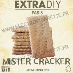Mister Cracker - ExtraDiY - 10 ml - Arôme concentré