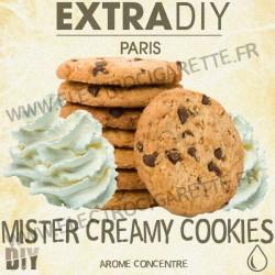 Mister Creamy Cookies - ExtraDiY - 10 ml - Arôme concentré
