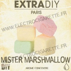 Mister  Marshmallow - ExtraDiY - 10 ml - Arôme concentré