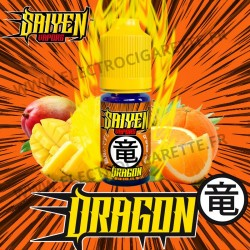 Dragon - Saiyen Vapors - 10 ml
