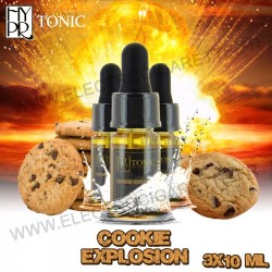 Cookie Explosion - Hyprtonic - 3x10 ml
