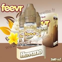 Havano - Feevr - 3 x 10 ml