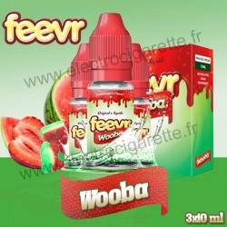 Wooba - Feevr - 3 x 10 ml