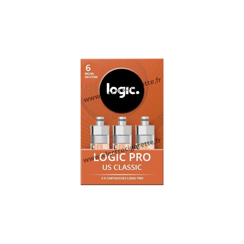 Cartouche US Classic - Logic Pro