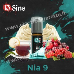 Nia 9 - 13 Sins - 10 ml