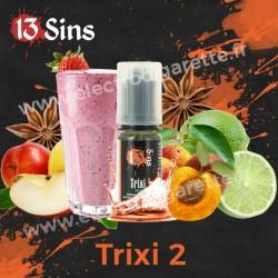 Trixi 2 - 13 Sins - 10 ml