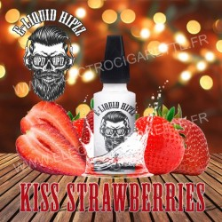 Kiss Strawberries - Hipzz - 20 ml