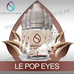 Pack 5 flacons 10 ml Le Pop Eyes - Savourea