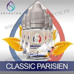 Pack 5 flacons 10 ml Classic Parisien - Savourea