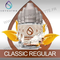 Pack 5 flacons 10 ml Classic Regular - Savourea