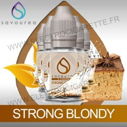 Pack 5 flacons 10 ml Strong Blondy - Savourea