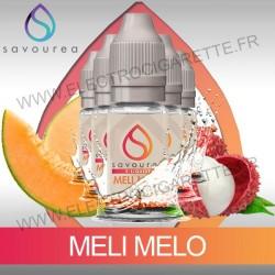 Pack 5 flacons 10 ml Meli Melo - Savourea
