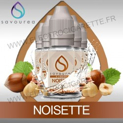 Pack 5 flacons 10 ml Noisette - Savourea