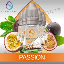 Pack 5 flacons 10 ml Passion - Savourea